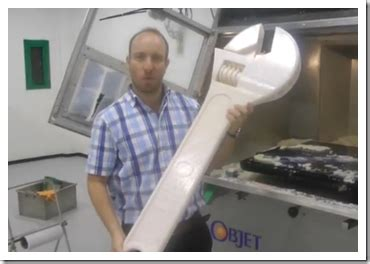 wrench largest  printed wrench