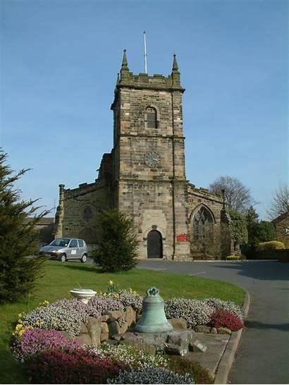 Laurence St Church Measham Parish