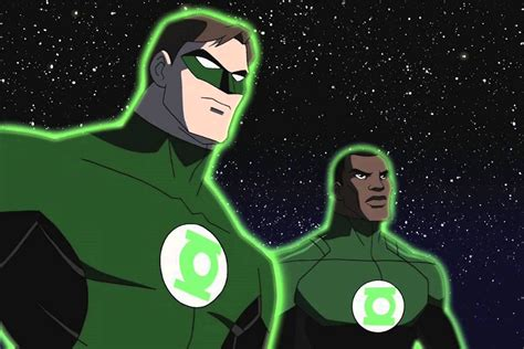 League Kumo Green what s going on with green lantern in the dcu polygon