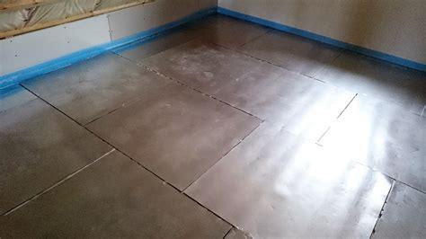 Fußbodenheizung Für Trockenbau Aluverbundrohre Und