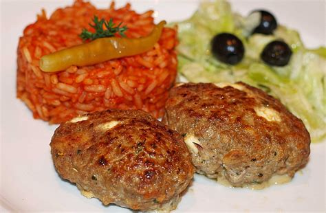 luckies rezepte leckereien botos bifteki mit