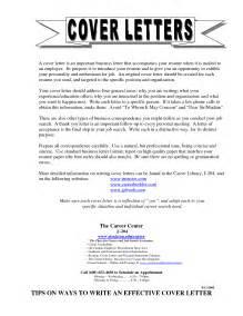 time resume cover letter sle general cover letters jantaraj