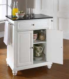 kitchen island with black granite top buy cambridge solid black granite top kitchen island w bun