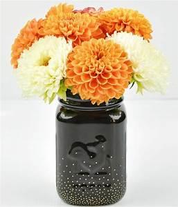 Creation Avec Des Pots De Fleurs : 1001 id es innovantes pour que faire avec des pots en verre ~ Melissatoandfro.com Idées de Décoration
