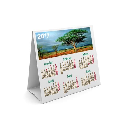 calendrier bureau photo calendrier de table 15 x 15
