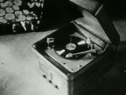 Record Player Vinyl Gifs Records Animated Radio
