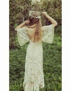 Robe de mariee vintage dentelle dos nu 20 robes de for Robe de mariée dentelle dos