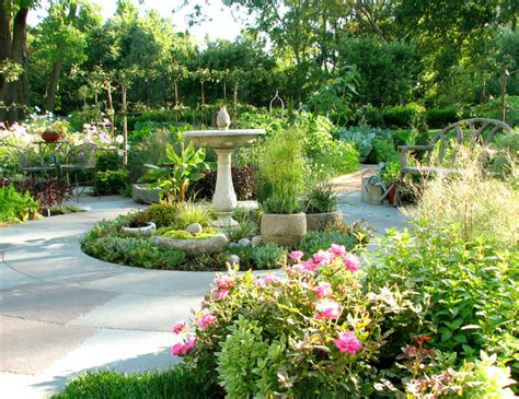 traditional garden ideas potager garden traditional landscape chicago by the brickman group ltd