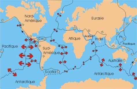 le eplaque les plaques tectoniques bienvenue dans l 39 univers des