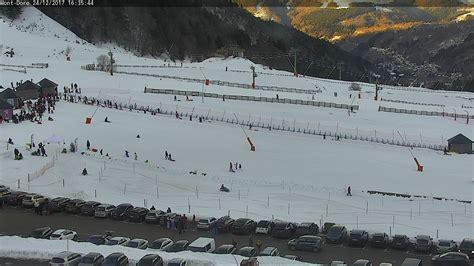 le mont dore ski informations et enneigement
