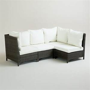Solano outdoor sectional contemporary outdoor sofas for Sectional sofas for outdoor