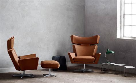 arne jacobsen oksen lounge chair ottoman hivemodern
