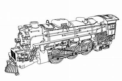Coloring Train Steam Boy Very Polar Express