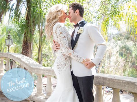 emma slater  sasha farber share  complete wedding