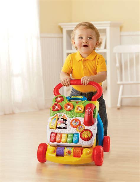 baby walker walk vtech help learn steps ways handle grip easy babywalker amazon pink confidence helps comfort magazine