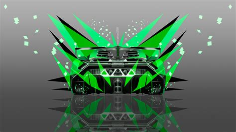 lamborghini veneno  abstract transformer car