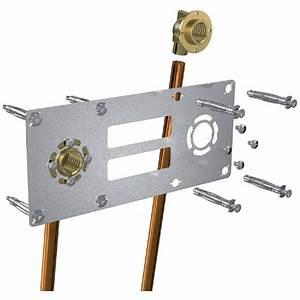 Kit Fixation Robinetterie Murale : fixation de robinetterie 150mm cuivre robifix anjou ~ Dailycaller-alerts.com Idées de Décoration