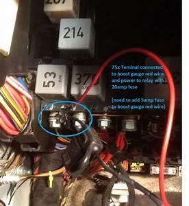 Podi Boost Gauge Wiring Questions