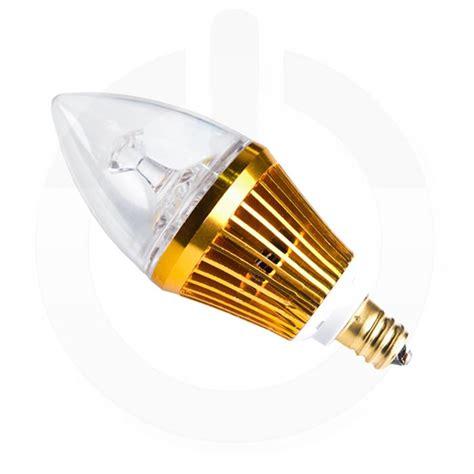 8w e12 candelabra style led bulb