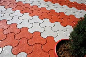 home interior desing decorative concrete interlocking pavers
