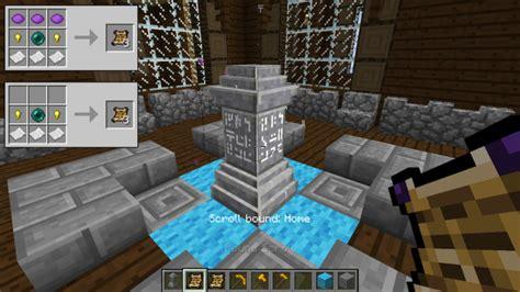 waystones  minecraft mods