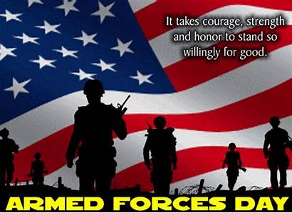 Courage Strength Honor Takes Armed Forces 123greetings