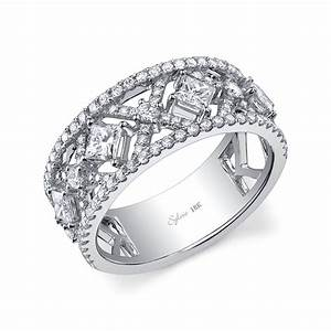15 best of unique wedding bands for women for Wedding engagement rings for women
