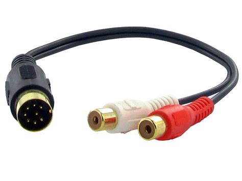 Auxiliary Adapter For Car by Alpine M Aux Lead Rca In Car Radio Ipod Mp3 Auxiliary