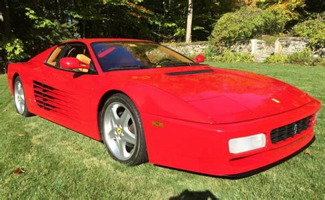 Here are the top ferrari listings for sale asap. 1992 Ferrari 512TR 1 owner car / nasty divorce forces sale | Dirty Old Cars