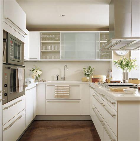 Küche Mit Marmorplatte by Minimalistische Wei 223 E Kleine K 252 Che Ideen Mit Wei 223 En