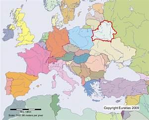 Carte Du Monde Liège : la bi lorussie carte europe ~ Teatrodelosmanantiales.com Idées de Décoration