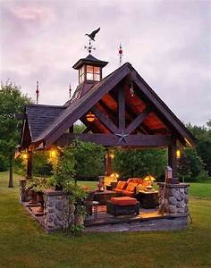 Most, Amazing, Outdoor, Room, Ideas, 41