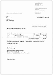 Rechnung Höher Als Angebot Vob : latex vorlage f r rechnungen stefan karg ~ Themetempest.com Abrechnung