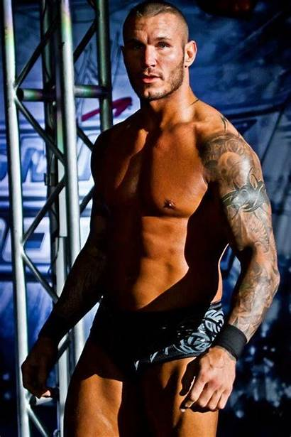 Randy Orton Wwe Wrestlers Couples Celebrity Abs