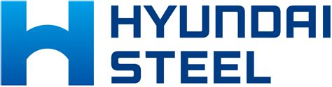 Hyundai Steel Company file hyundai steel logo svg
