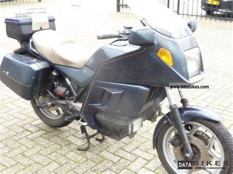 bmw k 100 lt 1989 bmw k100lt moto zombdrive