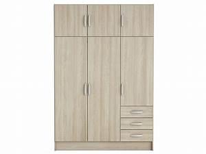Armoire 6 Portes : armoire 6 portes 3 tiroirs magnum vente de armoire ~ Teatrodelosmanantiales.com Idées de Décoration