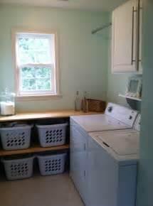 Shelf Ideas Laundry Room