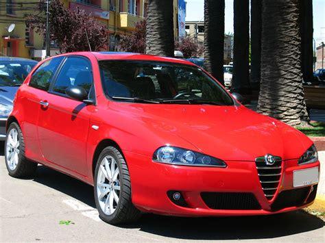 Filealfa Romeo 147 Ti 2007 Wikimedia Commons