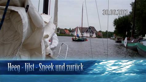 Heeg Report by Bootstour In Friesland Heeg Ilst Sneek Youtube