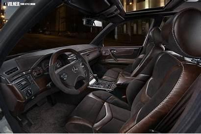 W210 Amg Interior 4matic Leather Vilner Mercedes