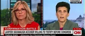 Attorney For Brett Kavanaugh Accuser Christine Blasey Ford ...