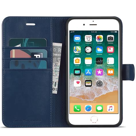 That's where this guide comes in it also has room for a credit card, so you can store one in your case if you don't like bringing your wallet everywhere. TUCCH iPhone 8 Plus PU Leather Case, iPhone 7 Plus Case, 3 ...