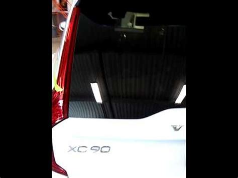 how to remove antena on a 2005 volvo xc70 xc90 roof antenna removal youtube