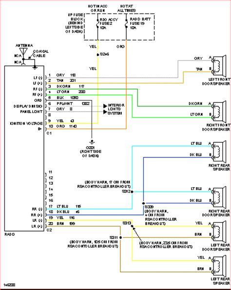 Delphi Delco Car Stereo Wiring Diagram 2005 by Atxe8397m Delphi New Fuel Connector Color Wiring Diagram