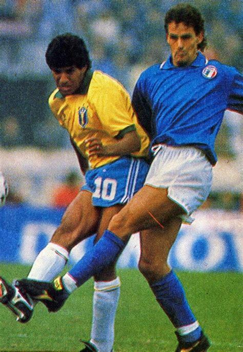 soccer nostalgia october   italy  brazil