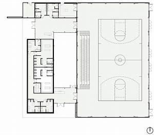 Gallery of Temporary School Gymnasium / MIDE architetti