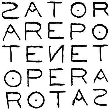 Sator Arepo Tenet Opera Rotas Men's Tall T-Shirt   Spreadshirt