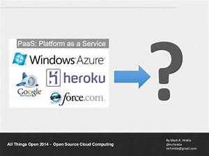 All Things Open Crash Course In Open Source Cloud Computing