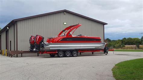 Awesome Tritoon Boats by Awesome Pontoon Pontoons Tritoons